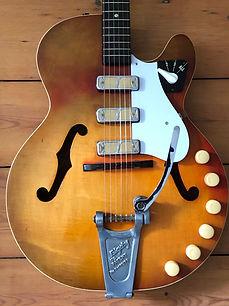 1964 Harmony Rocket H59 Semi-Acoustic Guitar