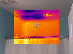 infrared roof leak detection in Ashburn.