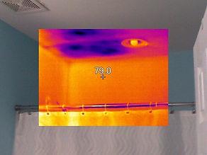 infrared roof leak detection in Ashburn.