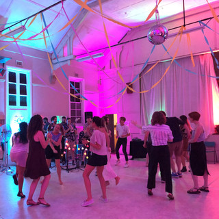 Bushfire Relief Dance Party, January 2020