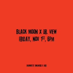 Black Moon at Silhouette