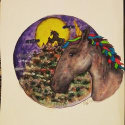 """Black Unicorn"""