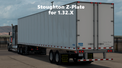 Stoughton Z-Plate for ATS 1.32.X