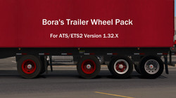 Bora's Wheel Pack for ATS 1.32.X