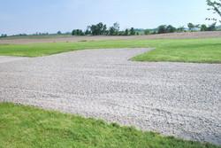Stone Driveway Extension