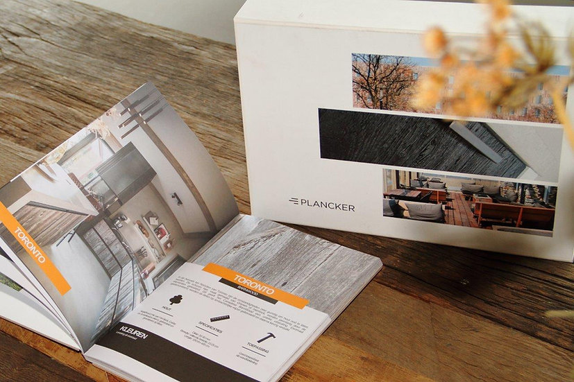 Barnwood Samplebox