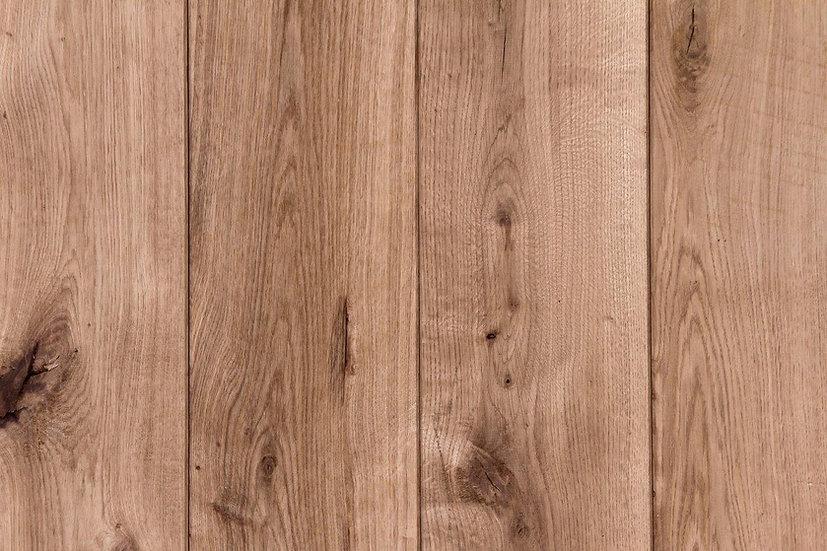 Eiken Plank 28x190x3000 mm