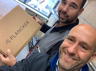 Plancker sample box Stefan van den Berg.
