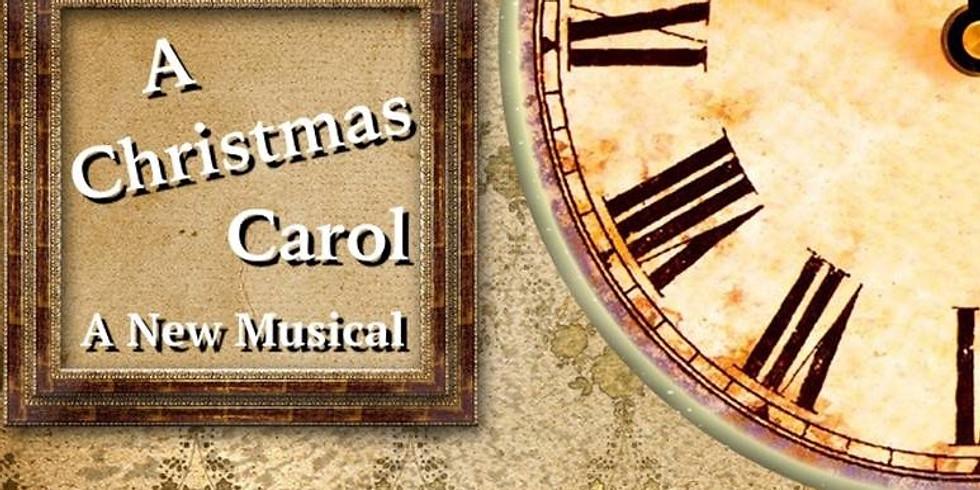 A Christmas Carol, A New Musical