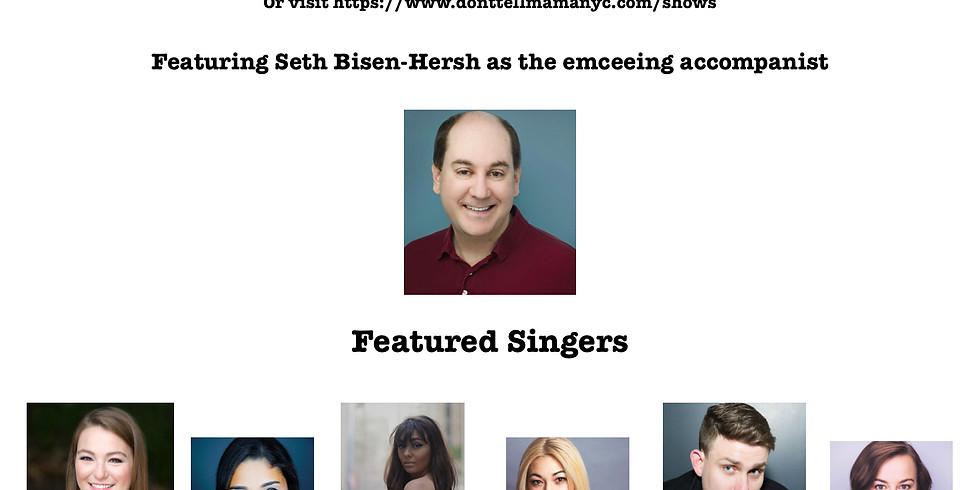 Sam Forgie in Seth Bisen-Hersh's Talent Showcase
