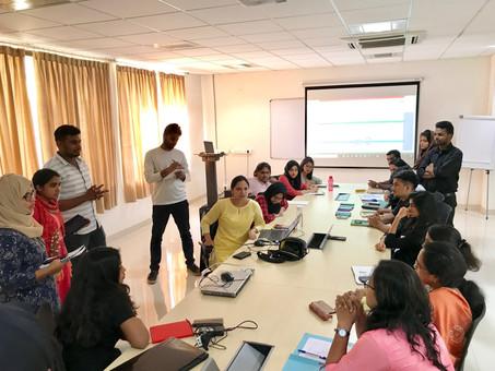 Sweata Pradhan's LEED Lab Teaching Tips