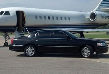 corporate transportation lincoln town ca