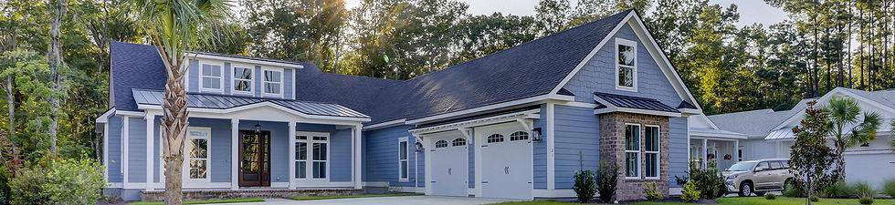 neighborhoods strip custom home builder