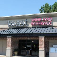 Toast Wine & Beverage