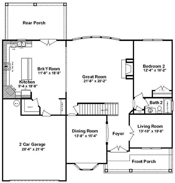luke 1st floor custom home builder augus