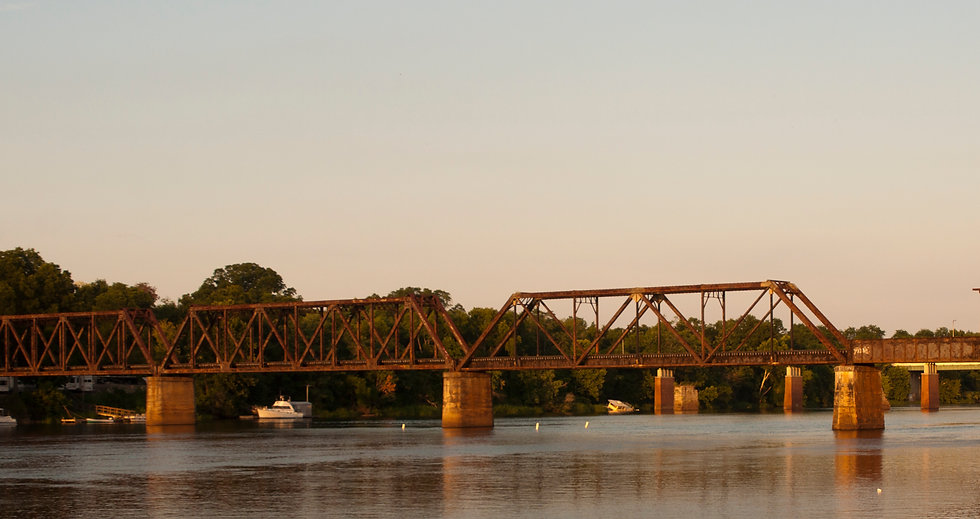 trestle bridge savannah river academy au