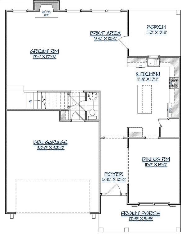 Madison II 1st Floor Plan.JPG