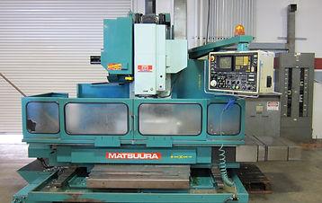 Matsura 1250 CNC milling machine.jpg
