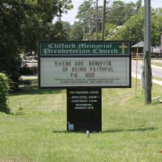 Clifford Memorial Presbyterian Church