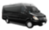 8 Passenger Luxury Mercedes Sprinter Van