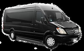 8 Passenger Luxury Mercedes Sprinter Van