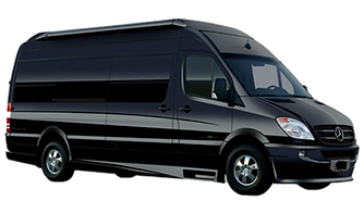 14 Passenger Luxury Mercedes Sprinter Va