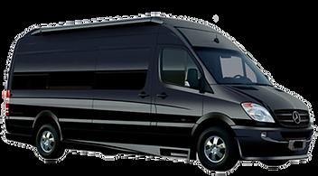 14 Passenger Luxury Mercedes Sprinter Va
