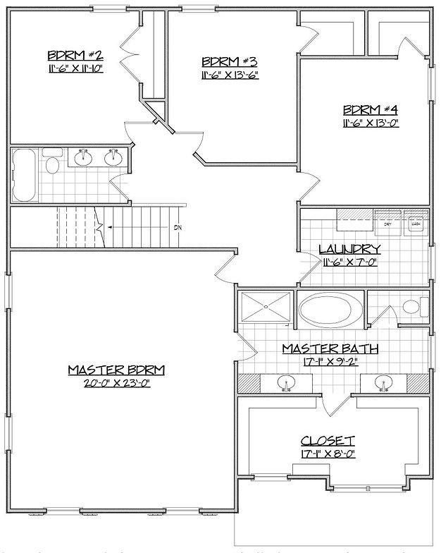 madison 2nd floor custom home builder au