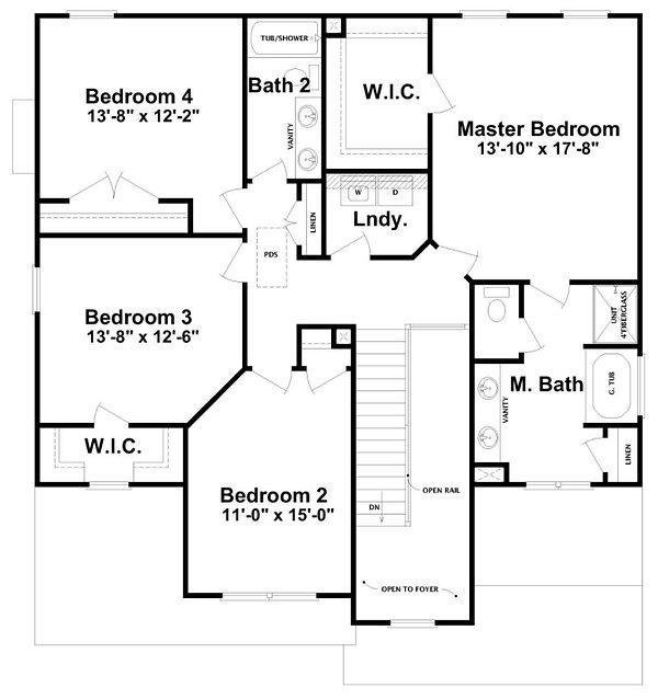 cooper 2nd floor custom home builder aug