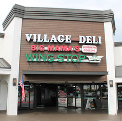 Village Deli, Big Mama's & Wing Stop Corner