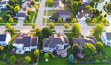 Generic Neighborhood Picture custom home