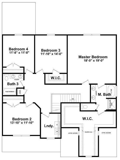 Augusta 2nd floor home builder augusta g