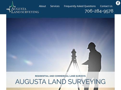 Augusta Land Surveying