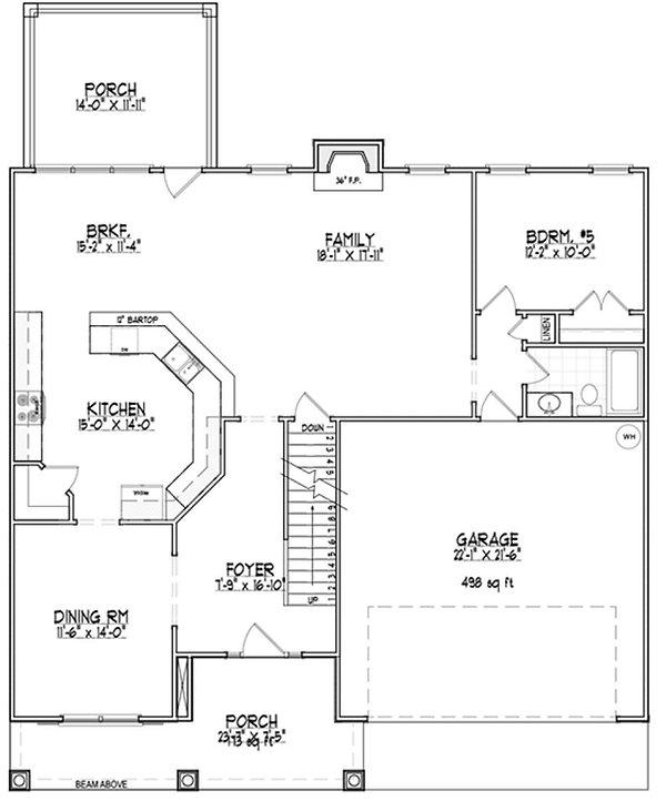 lily 1st floor custom home builder augus