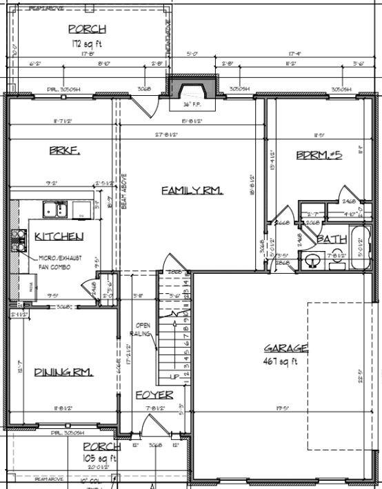 Brady 1st Floor (Side-Entry Garage).JPG