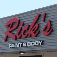Rick's Paint and Body