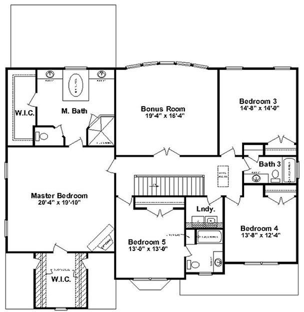 luke 2nd floor custom home builder augus