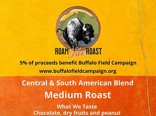 Buffalo Field Campaign Blend