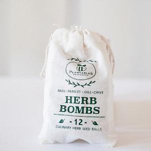 12 Bomb Herb Bag