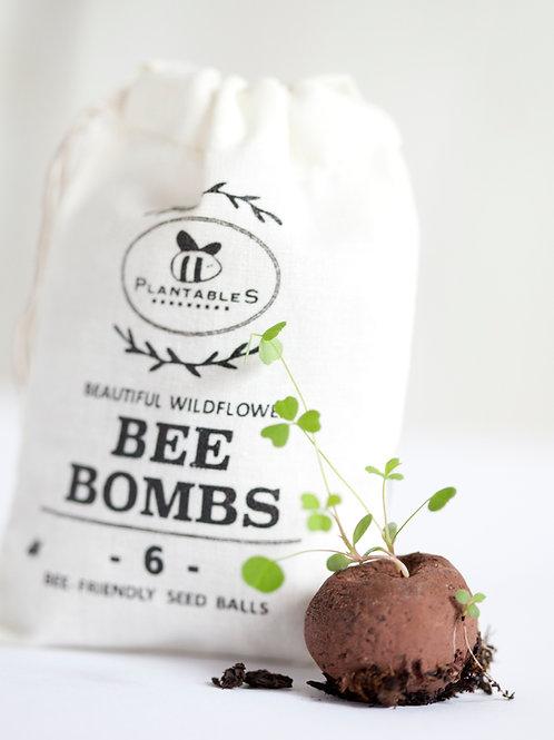6 Bomb Bee Bag