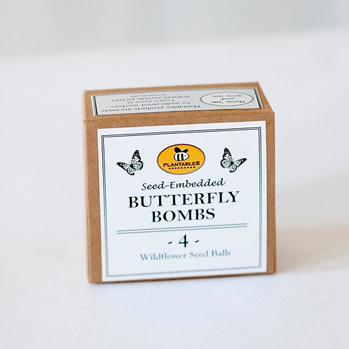 4 Bomb Butterfly Box