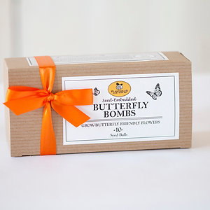 10 Bomb Butterfly Box