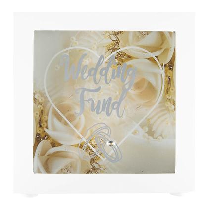 Wedding Fund - LED Light Money Box