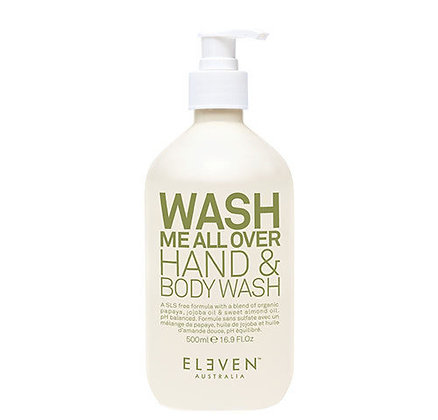 WASH ME ALL OVER HAND & BODY WASH - 500mls
