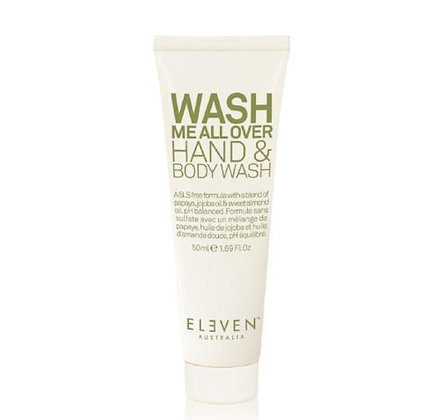 WASH ME ALL OVER HAND & BODY WASH MINI - 50mls