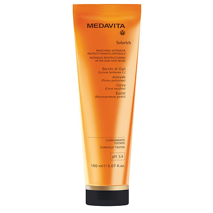 Solarich Intensive Restructuring After-Sun Hair Mask 150mls