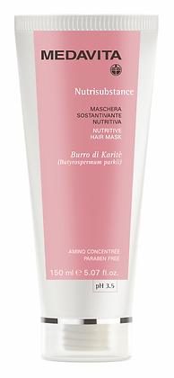 Nutrisubstance Hair Mask pH 3.5 - 150ml Vase