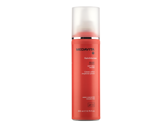 Hairchitecture Soft Hold Mousse 200mls