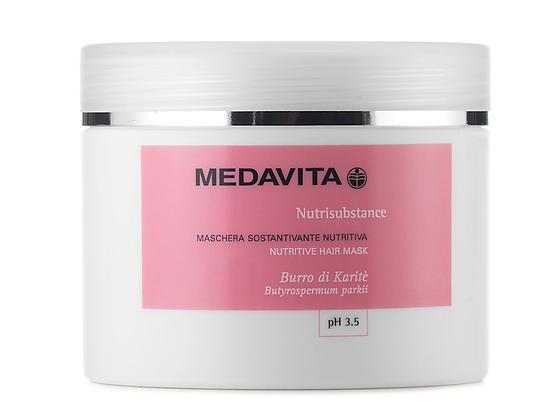Nutrisubstance Hair Mask pH 5.5 - 500ml Vase