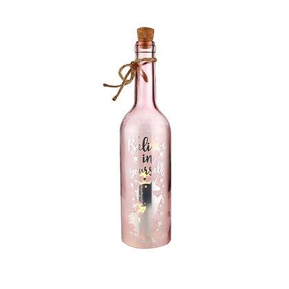 Friends Wish-light Bottle